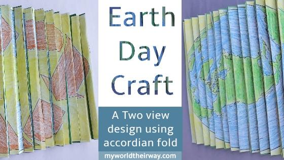 Unique Earth day craft