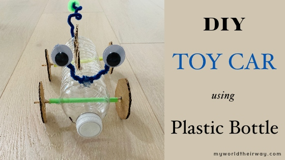 toycarfromplasticbottle