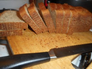 rye bread and cassoulet 023