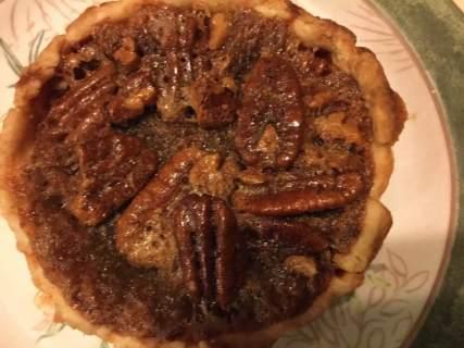 pecan-tartlet