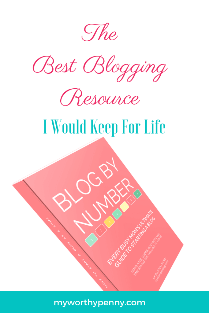 Start a profitable blog this year with the Blog by Number course.