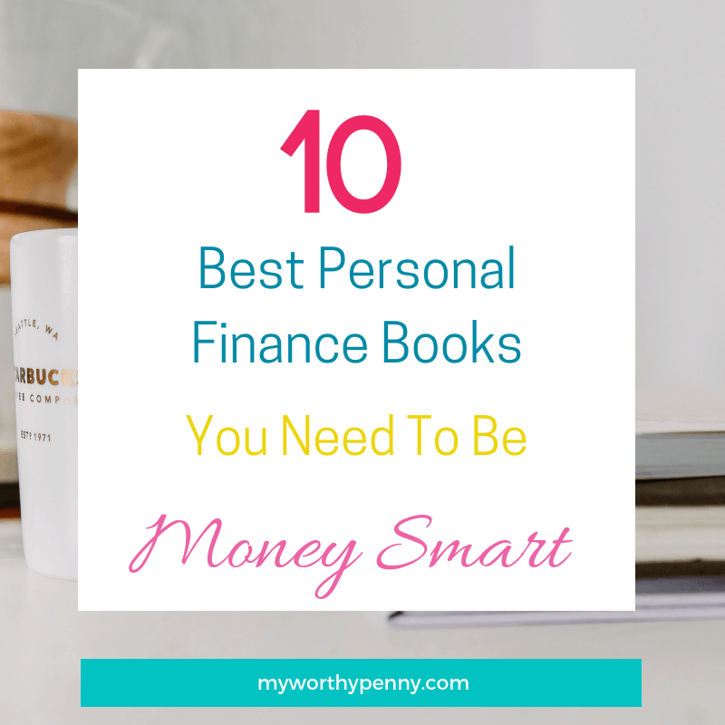 The 10 best personal finance books you need to be money smart