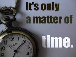 A MATTER OF TIME 1