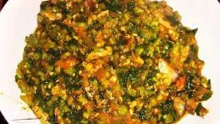 How to cook Nigerian Dan Wake 3