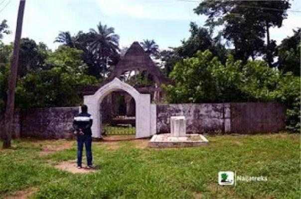 The History And Mystery of Bilikisu Sungbo Shrine In Ijebu Ode, Ogun State 2