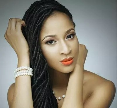 Check Out 10 Stunning Photos Of Adesua Etomi And Don't Be Surprised At The Third 2