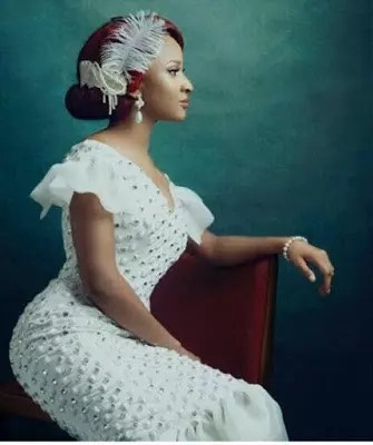 Check Out 10 Stunning Photos Of Adesua Etomi And Don't Be Surprised At The Third 8