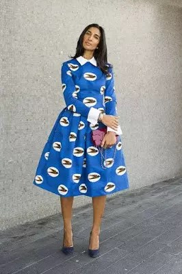 ANKARA Not Wasted, Check These Stunning Styles 6