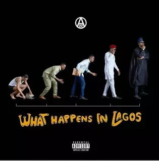 ALBUM REVIEW: WHAT HAPPENS IN LAGOS - BY OGUNLEYE OLUWAKOREDE 1