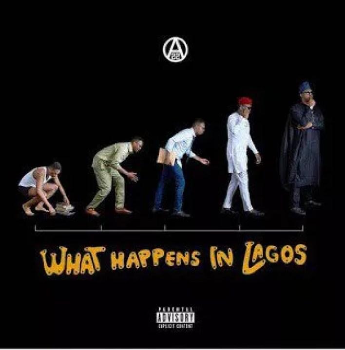 ALBUM REVIEW: WHAT HAPPENS IN LAGOS - BY OGUNLEYE OLUWAKOREDE 2