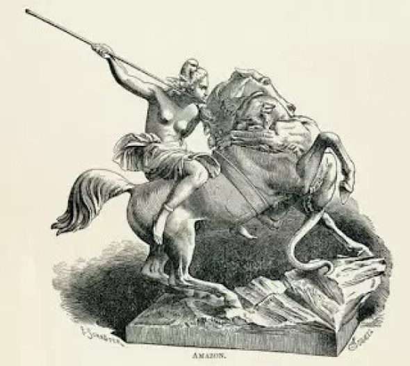 THE AMAZONS: IS THERE ANY TRUTH BEHIND THE MYTH? 3