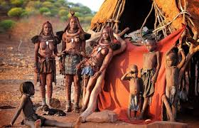 ALL ABOUT A TRIBE IN NAMIBIA; WHERE THEY OFFER SEX TO GUESTS 1