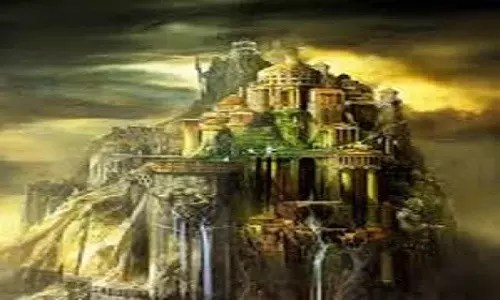THE MYSTERIES AND LEGENDS OF MOUNT OLYMPUS 1