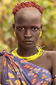 THE ETHIOPIAN SURI: WHERE A MAN MUST FIGHT TO WIN HIS WIFE 9