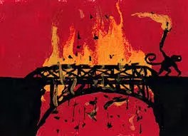 FOOD FOR THOUGHT - BURN THE BRIDGES 1