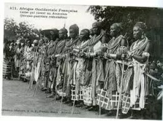 THE FEARLESS AND GALLANT AMAZONS OF DAHOMEY - BY JOHNSON OKUNADE 10