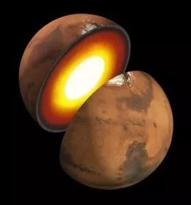 mars divide