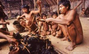 YANOMAMI TRIBE: WHERE THEY EAT ASHES OF THE DEAD 4