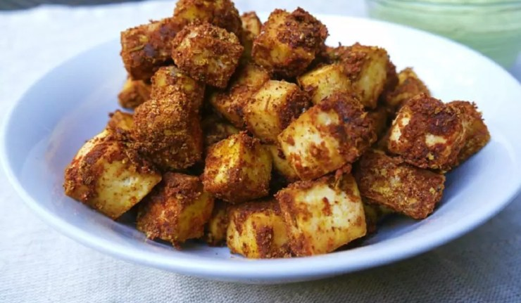 SIMPLE STEPS TO MAKE TOFU - BY ESTHER YILA. 1