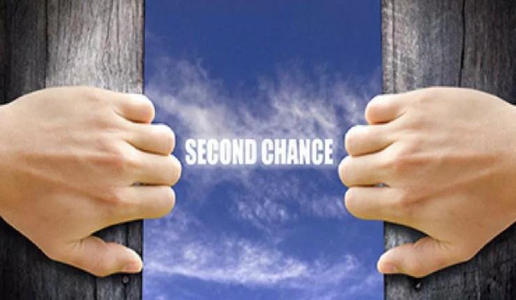 SECOND CHANCE - JANNA ONYEMAOBI 1