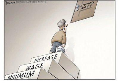 Increase in Minimum Wage