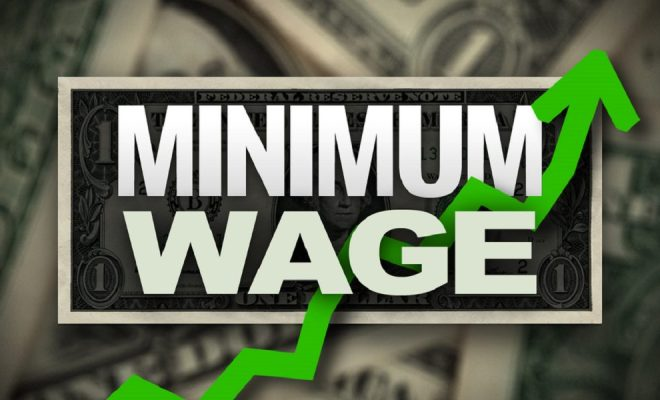 minimum wage increment
