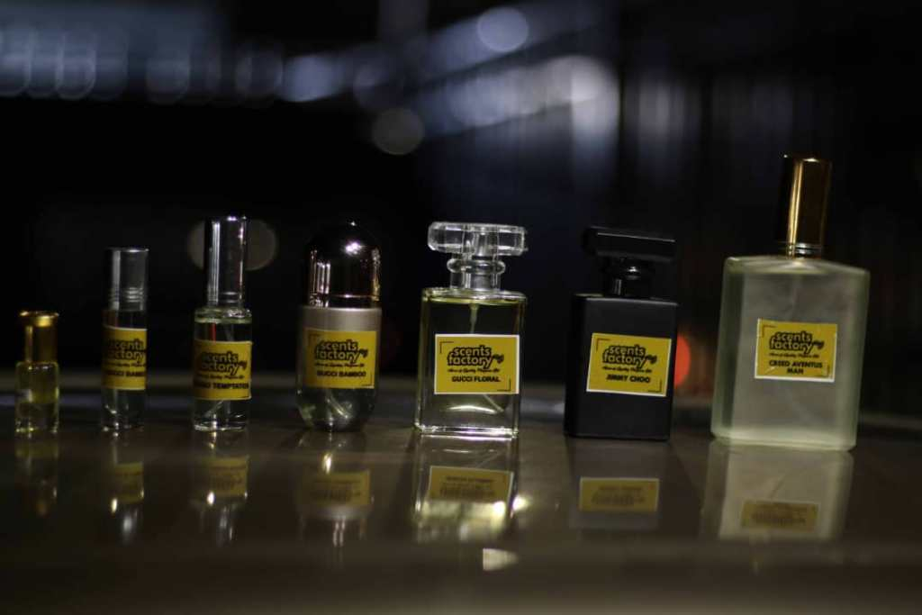 BRAND OF THE WEEK - SCENTS FACTORY 10