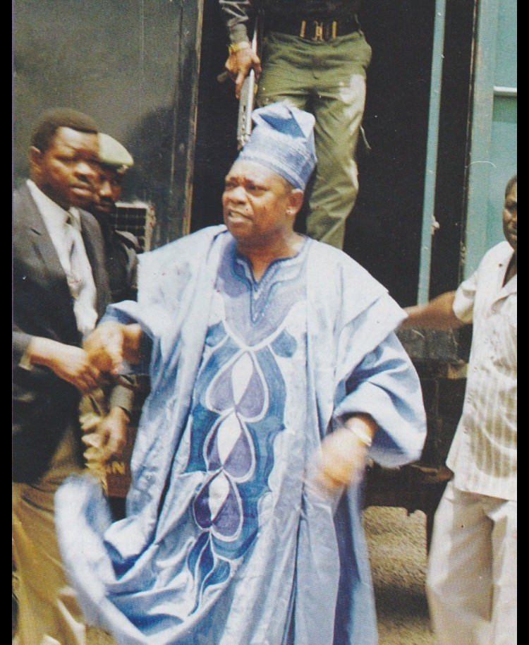 MKO ABIOLA'S LETTER TO GANI FAWEHINMI ON 05/07/98 - TWO DAYS BEFORE HE DIED 3