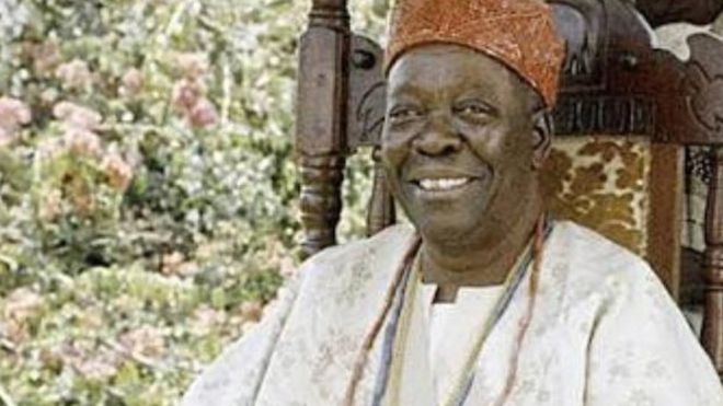 OBA SIR ADESOJI ADEREMI: THE OONI OF IFE THAT ALSO SERVED AS GOVERNOR OF WESTERN REGION 1