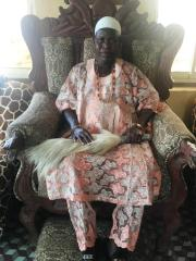 Photo ofOBA ALH ABDUL-LATEEF OLAWUYI OLAGOKE