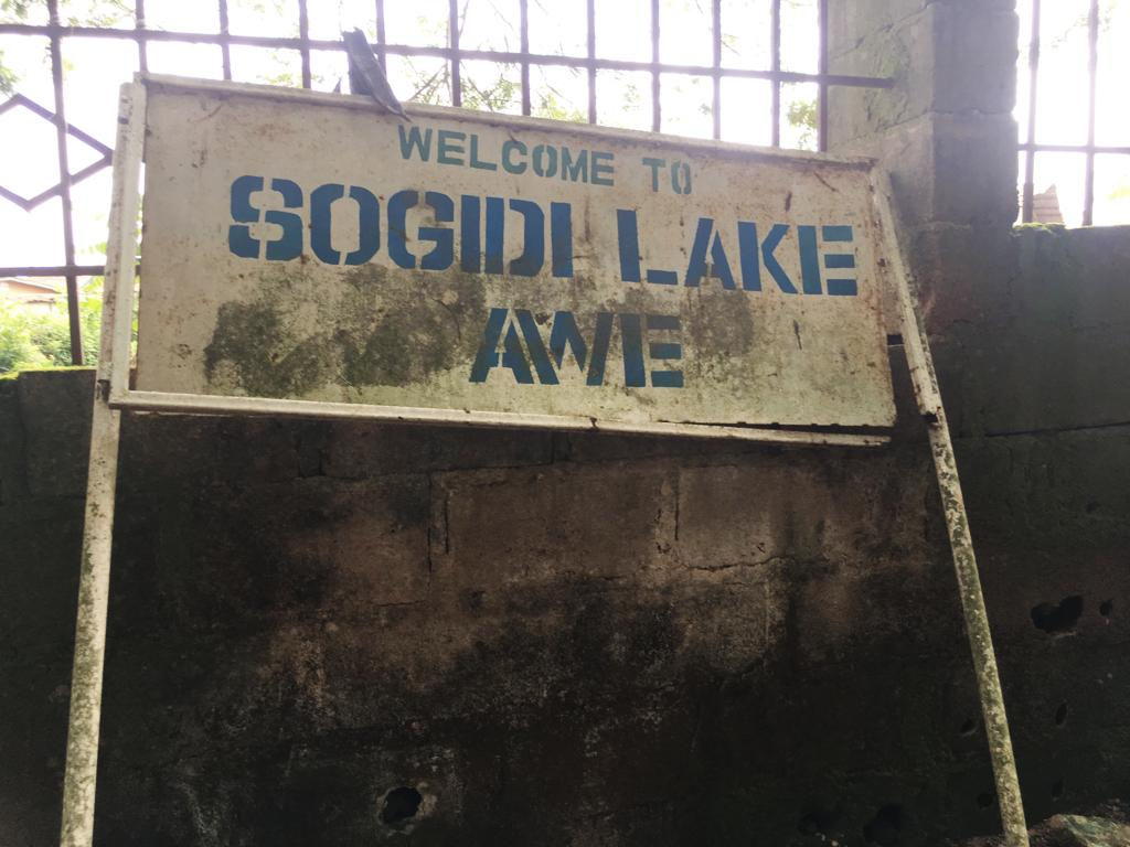 THE MYSTERIOUS AND MYTHICAL SOGIDI LAKE IN AWE, OYO STATE 11