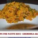 Native Rice