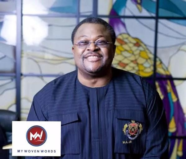 MIKE ADENUGA – NIGERIA 🇳🇬