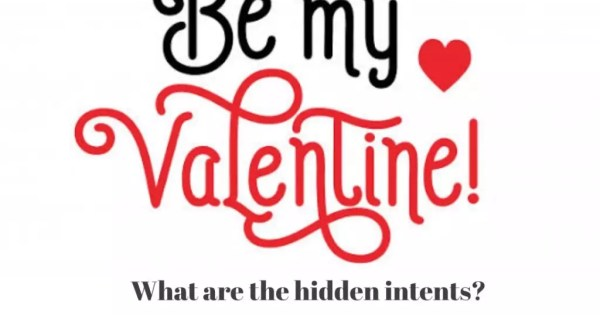 Valentine - My Woven Words