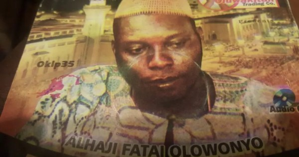 oriki omo yoruba by fatai olowonyo - my woven words