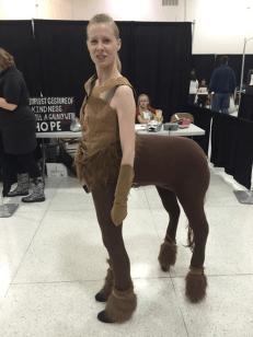 the centaur mentor