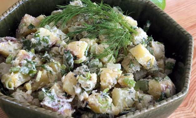 MYX Potato Salad