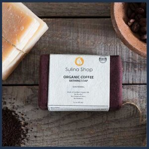 sulinashop_Organic_Coffee_Bathing_Soap