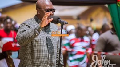Photo of Kpone Chief tells Mahama not to lie like the others and do as he's promised
