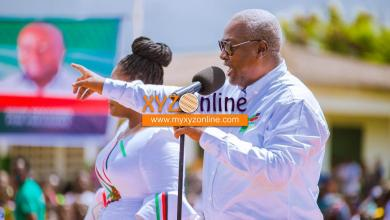 Photo of 'My gov't will create opportunity for all' – Mahama to Ghanaians