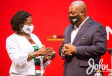 Photo of Alavanyo Chiefs praise Mahama for choosing Naana Jane