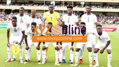 Photo of Ghana drops on latest FIFA rankings