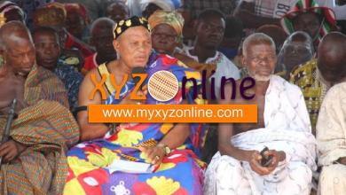 Photo of We'll vote for you to bring back our University – Afram Plains Chiefs to Mahama