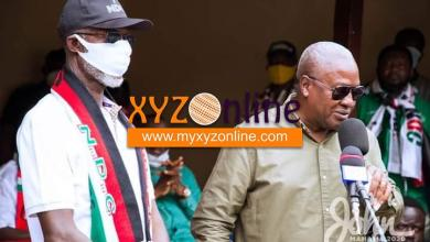 Photo of Don't be deceived by vote-buying – Mahama to Akuapim residents