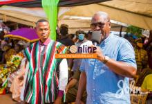 Photo of NPP has taken your massive votes for granted – Mahama to Ashantis