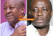 Photo of Odike defends Mahama over 'goat' analogy in Kumasi