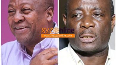 Photo of Odike defends Mahama over 'goat' analogy in Kumasi