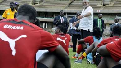 Photo of LIVE UPDATES: How President Rawlings won the last African Cup of Nations with the Blackstars
