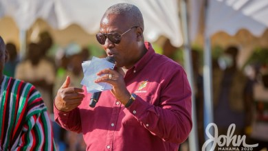 Photo of Vote out the 'family and Friends cabal' – Mahama appeals to security officers