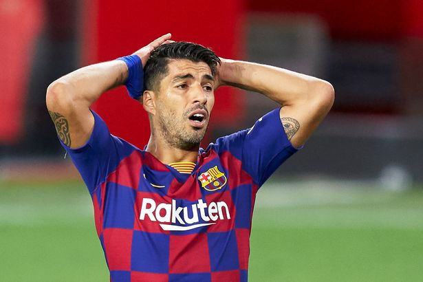 Photo of Luis Suarez tests positive for COVID-19